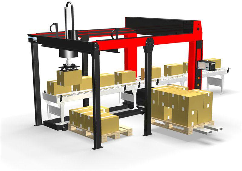 Modular Robot Palletizer